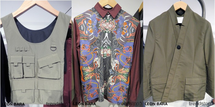 Trendstop FW18-19: Showrooms de diseñadores en la London Fashion Week Men