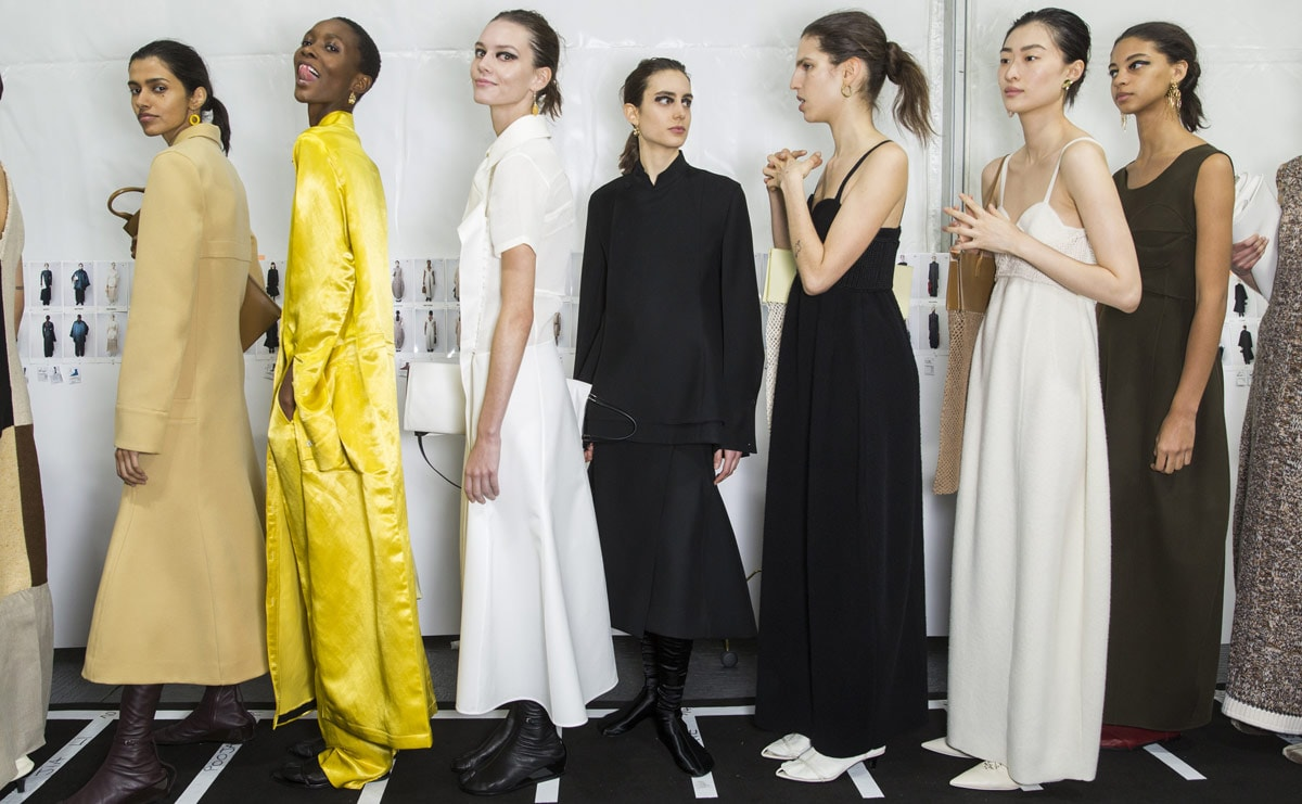 Tendencias de materiales para la temporada de mujer Fall Winter 2019-20