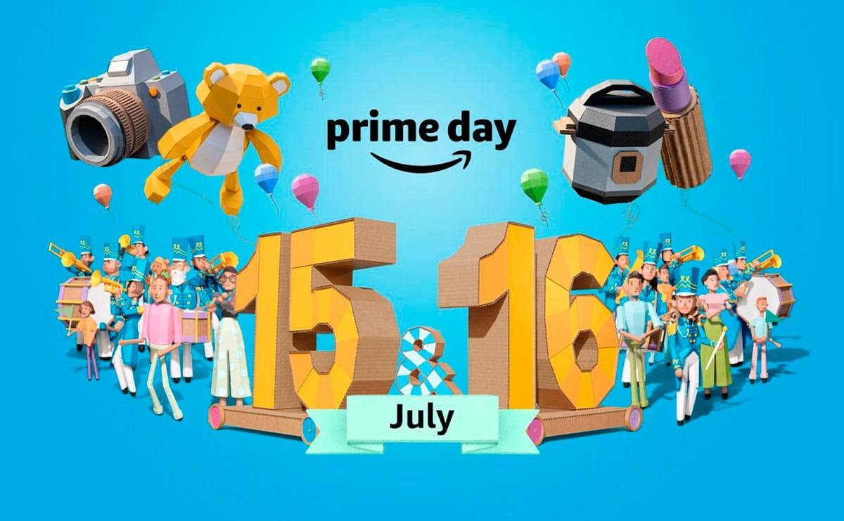 Arranca el Amazon Prime Day: 48 horas de ofertas